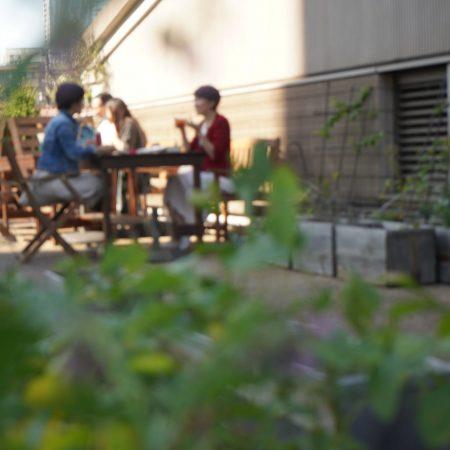 屋上菜園プランティオ